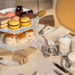 Enjoy a sparkling Champagne Afternoon Tea at the Ritz, London.