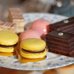 Delicious macarons for afternoon tea at the Ritz, London. Treat yourself to a Champagne Afternoon Tea at the Ritz.
