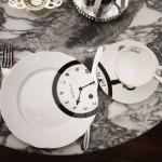 Sanderson Hotel Afternoon Tea - Mad Hatters Tea Party crockery