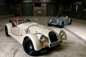 Combine afternoon tea and a tour of the luxury Morgan Car Company