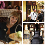 Afternoon Tea on the Orient Express