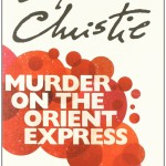 Agatha Christie's book, murder on the Orient Express