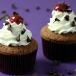 Blackforest cupcakes made by Atelier des Chefs