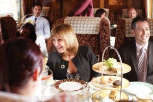 Afternoon Tea on the Orient Express, Belmond Luxury Trains