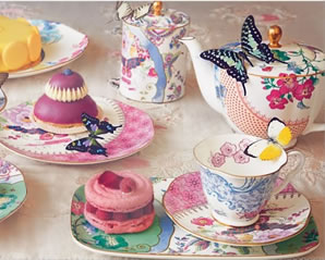 Beautiful bone china from Wedgwood, the perfect gift