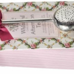 Traditional Afternoon Tea from Whittard's of Chelsea, this month's competition from Girls Afternoon Tea.