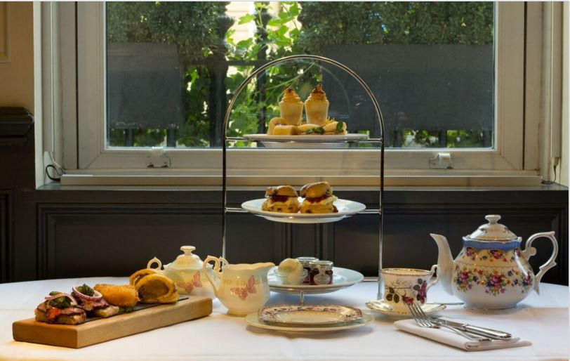 Gentleman's Afternoon Tea at the Reform Social and Grill