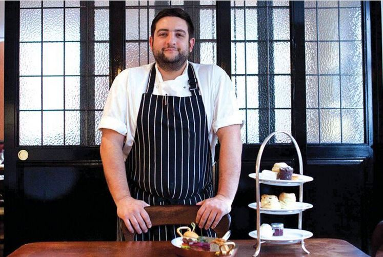 Reform Social and Grill pastry chef, Serge Neale