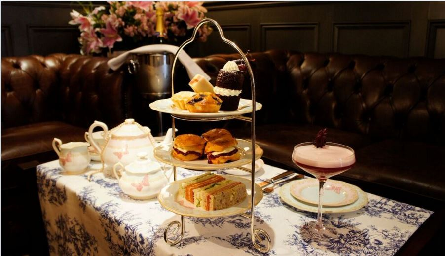 Vintage Afternoon Tea at the Reform Social and Grill
