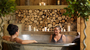 Spa and Afternoon Tea at the Morrit Hotel, County Durham, North East England