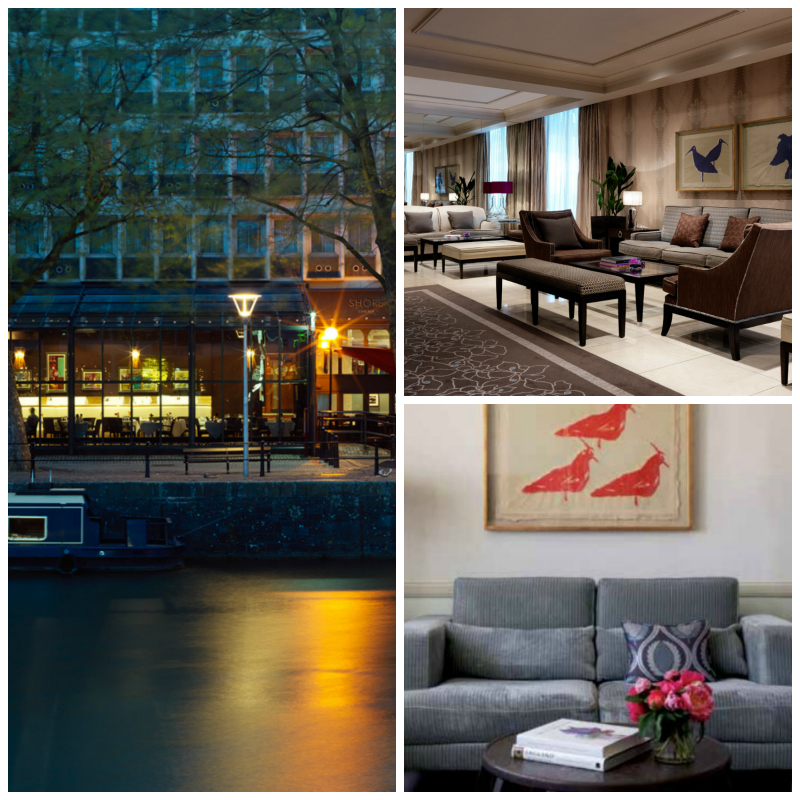 Doyle Hotel, Bristol, a stunning waterside venue for afternoon tea in Bristol