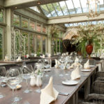 Coombe Abbey, Conservatory, Warwickshire
