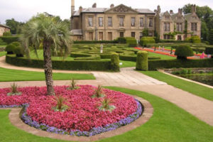 Discover the beautiful landscaped gardens in Coombe Abbey, Warwickshire