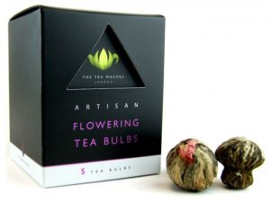 Flower Tea Gift Box