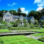 Enjoy afternoon tea at Lewtrenchard manor in beautiful devon countryside.