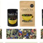 Cindy's Botanical Tea Range