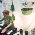 Cindy Ledgetwood of Cindy's Tea - botanical teas