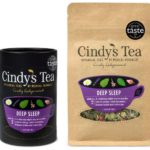 Deep sleep botanical teas