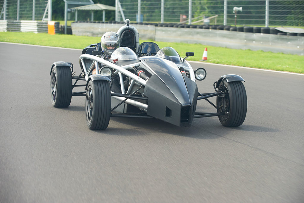 Ariel Atom Thrill Supercar Driving Experience