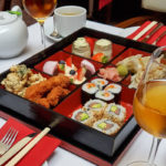 Japanese Afternoon Tea at the Courthouse Hotel, London