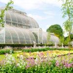 The Glass House at Kew Gardens, Richmond, Surrey