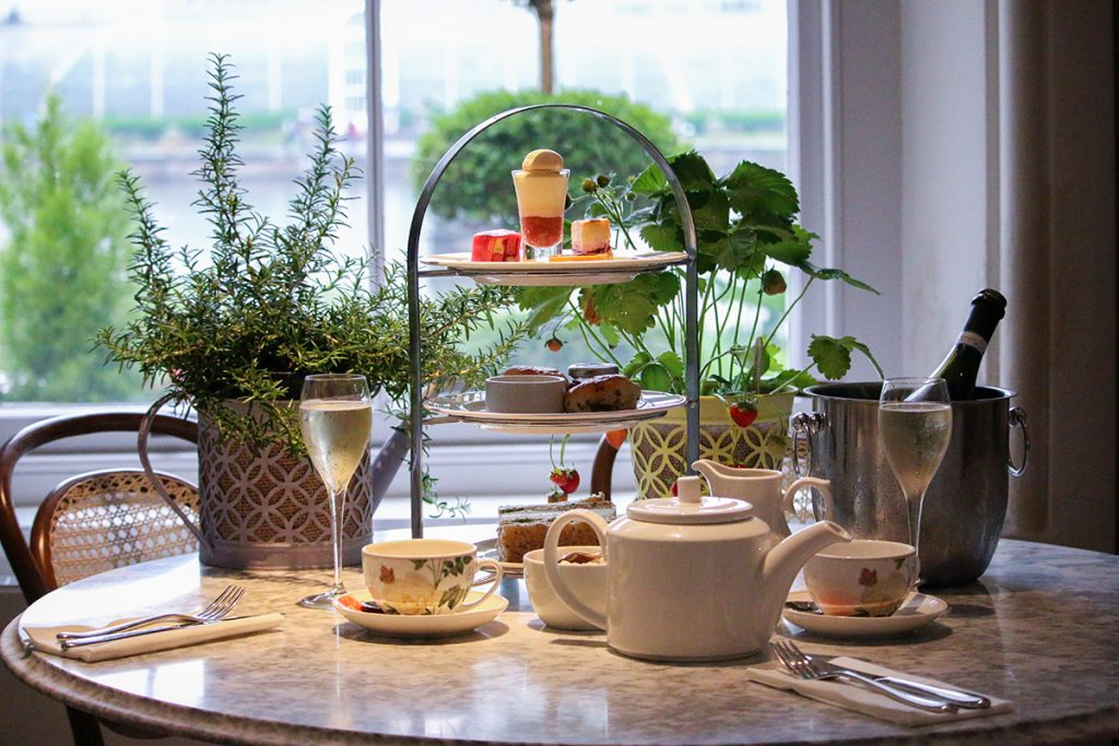 Kew Gardens Visit Amp Cream Tea Afternoon Tea Special Offer