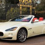 Maserati grancabrio driving experience