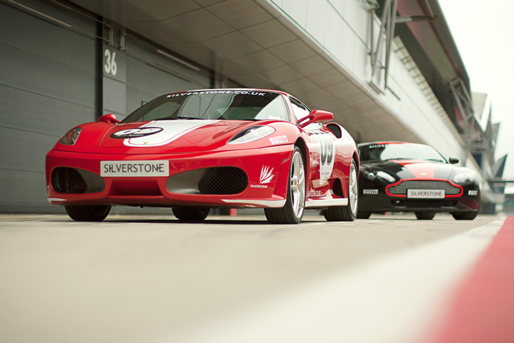 Silverstone Ferrari Supercar Experience
