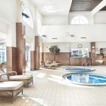 Enjoy a relaxing spa break at the Belfry Hotel