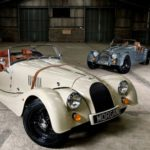 Morgan Motor Company Vintage Car