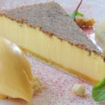 Orestone Manor Duck Egg Tart with Apple Puree and Cinnamon Ice Cream Recipe