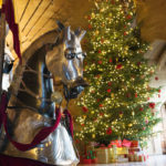 Enjoy a festive cream tea this Christmas at Warwick Castle