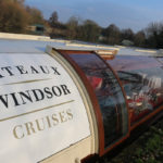 All aboard for a River Thames afternoon tea cruise