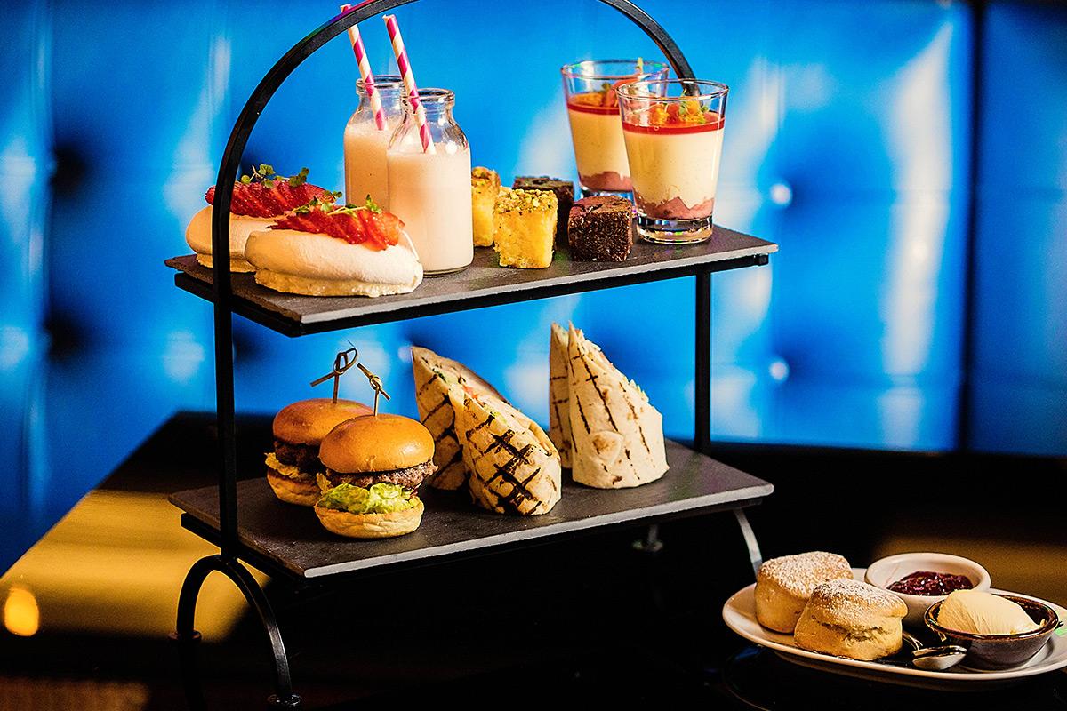 Malmaison Gourmet Cinema Club Afternoon Tea Special Offer