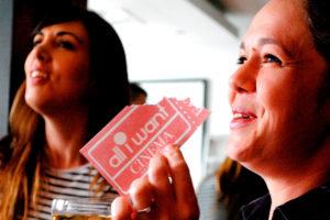 Edibe tickets at the Malmaison Gourmet Cinema Club