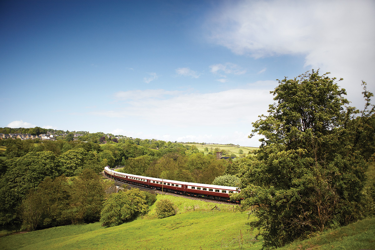 Belmond Northern Belle Luxury Train