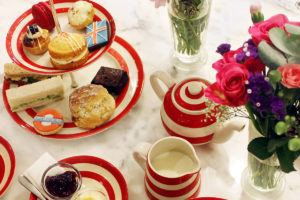London Themed Afternoon Tea in Notting Hill or Battersea