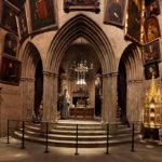 Visit Dumbledore's magical office at Hogwart's School.