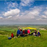 South Downs and English Cream Tea Outing
