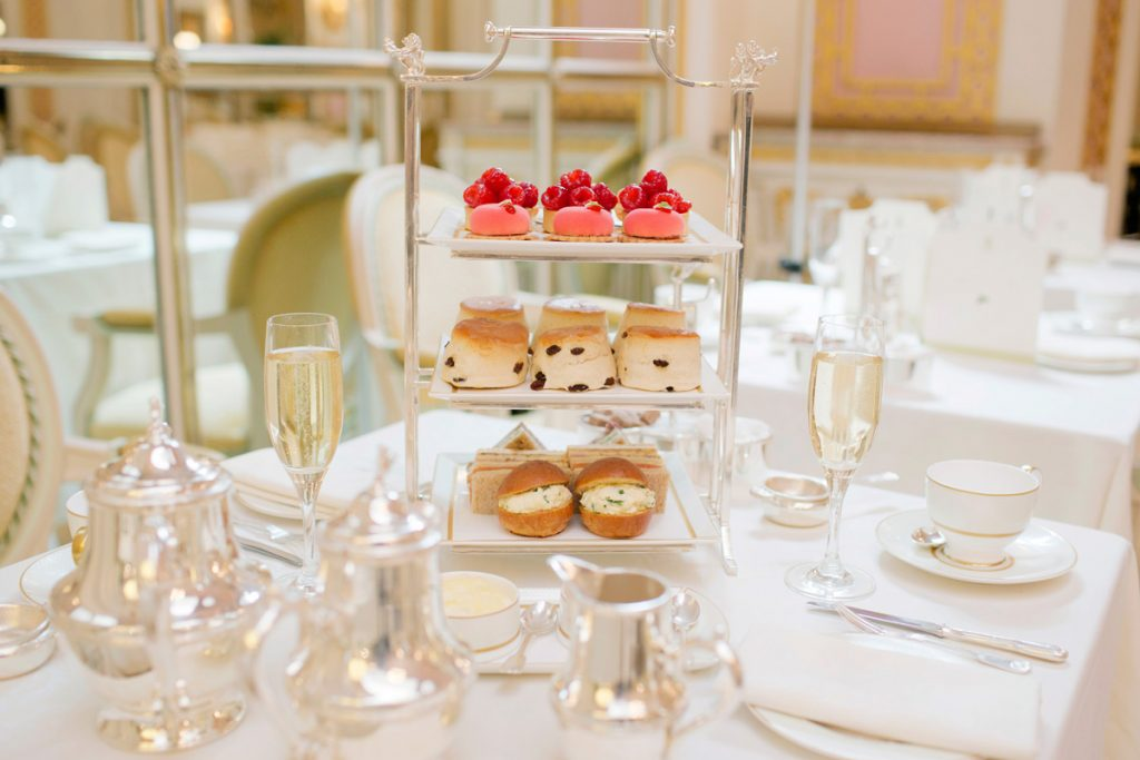 Champagne Afternoon Tea Ritz