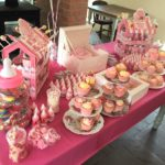 Baby Shower Afternoon Tea Party at the Aston Tavern, Birmingham