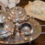 Aston Tavern Afternoon Tea Silver Service