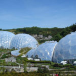 Visit to the Eden Project, South West England.