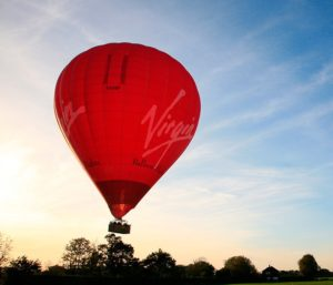 Hot Air Ballooning across the UK and Scotland.