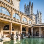Bath, Roman Baths.