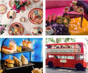 Discover London's Quirkiest Afternoon Teas