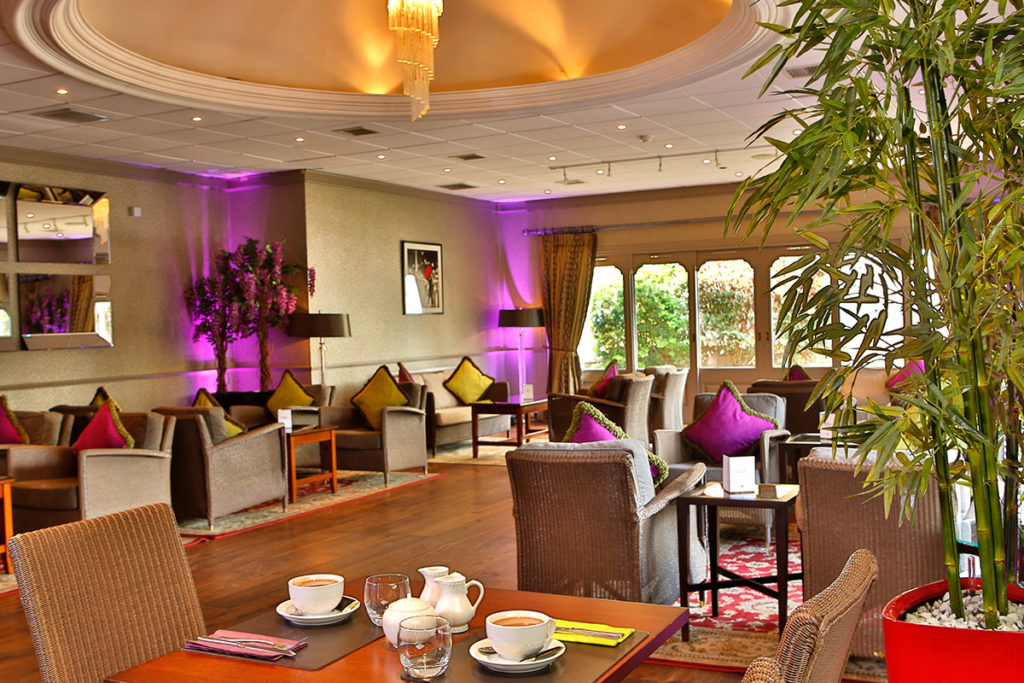 The restaurant. Your venue for a Spa and Afternoon Tea at the The swimming pool at the Best Western Plus Connaught Hotel, Bournemouth