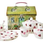 Emma Bridgewater teacup and saucer set