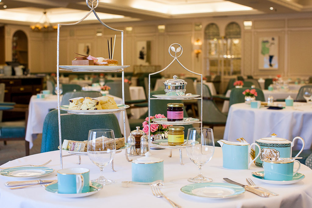 Afternoon tea London: The Diamond Jubilee Tea Salon, your venue for afternoon tea at Fortnum and Mason.