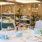 The Diamond Jubilee Tea Salon, your venue for afternoon tea at Fortnum and Mason.